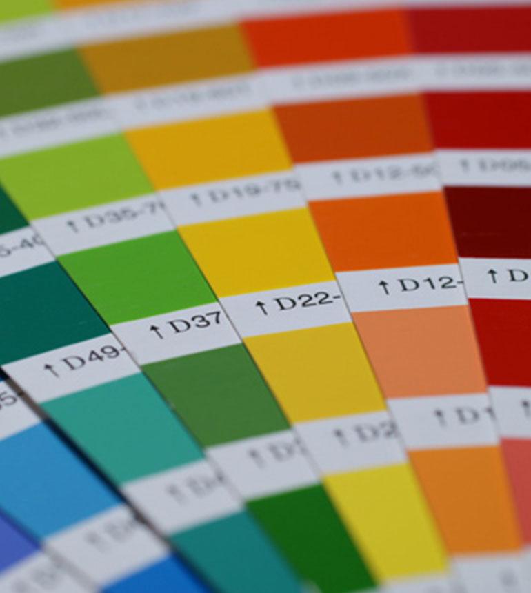 住宅カラー別施工事例