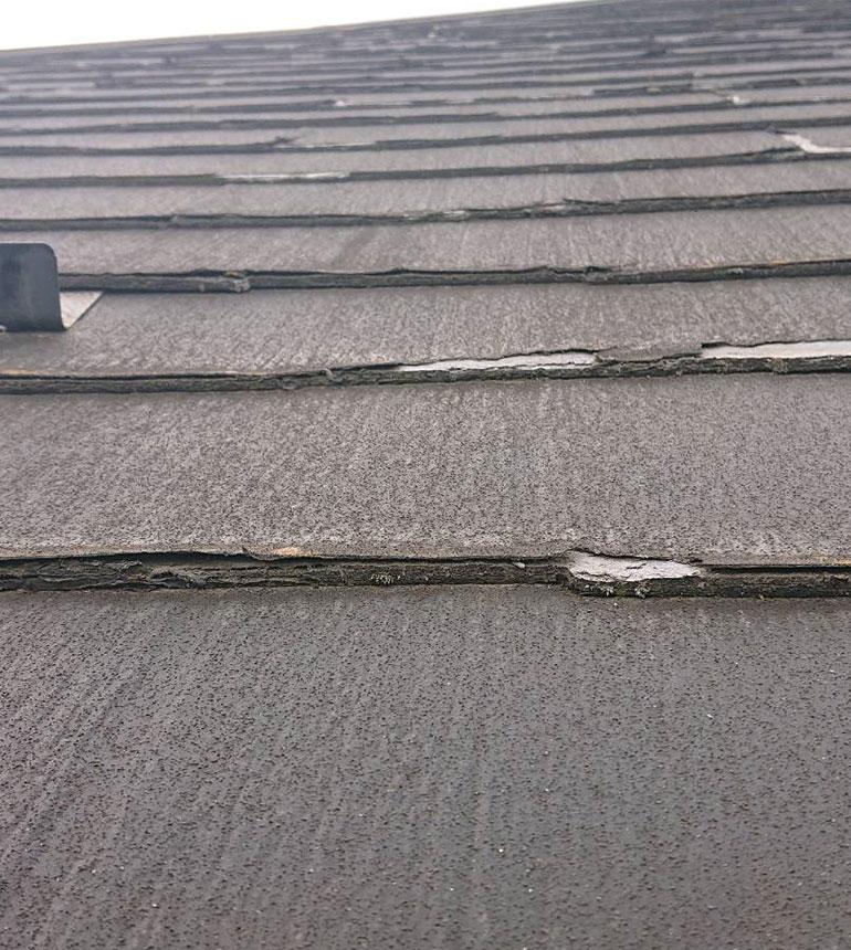 屋根材パミール